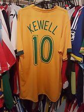 Australia Football Shirt 2006/08 Home XL ~ Kewell 10