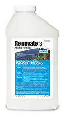 Renovate® Aquatic Herbicide - 1 quart container (pond & shoreline weed control)