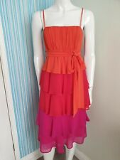 Debut Layered Cocktail Dress, Size 10, Party, Holiday, Cruise, Ladie's Day