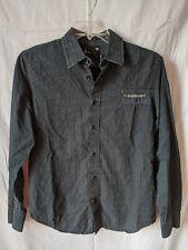 RAW DENIM G-Star Men's Stylish Long Sleeve Shirt Size Large - Southeast D