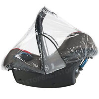 TOP QUALITY CAR SEAT RAIN COVER FOR BABYSTYLE OYSTER 2 CARSEAT RAINCOVER Cabrio