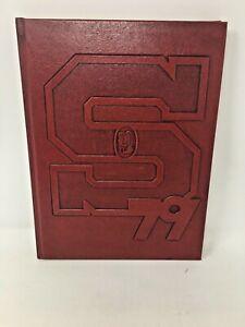 1979 Salem High School Yearbook Annual Salem Ohio OH - Quaker  **NM**