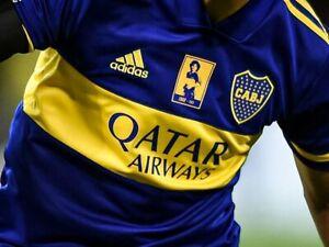 Maradona Boca Juniors Shirt Special Homage Edition - Official Product (Ask Size)