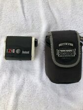 bushnell z6 jolt range finder with case