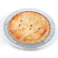 "Norpro 3276 Perfect Aluminum Reusable Pie Crust Shield 9"""