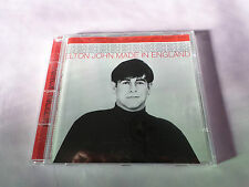 CD ELTON JOHN Made in england