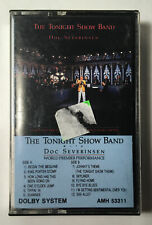The Tonight Show Band With Doc Severinsen World Premier - Cassette Tape