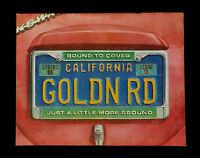 Grateful Dead The Golden Road Magazine 1986 Spring VW Volkswagen License Plate