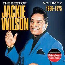 WILSON,JACKIE-BEST OF VOLUME TWO 1966-1975  CD NEW