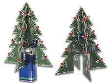 Velleman MK130 3D Christmas Tree Kit