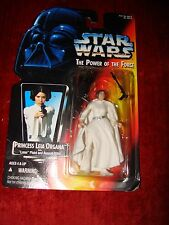 "New in Package ""Star Wars"" Princess Leia Organa with Pistor & Assault Rifle"
