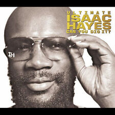Ultimate Isaac Hayes: Can You Dig It? by Isaac Hayes (CD, Nov-2005, 2 Discs, Co…