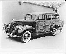 1938 Ford Station Wagon, Woodie, Factory Photo (Ref. # 42036)