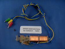 EE 201 Märklin Marklin HO 35526 Solenoid Assembly for Turnout 5202 LH (5203)