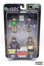 Big Bang Theory Minimates # 1 Box Set