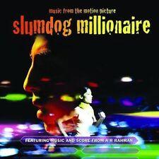 Slumdog Millionaire film movie Soundtrack CD MIA Rahman Paper Planes DFA