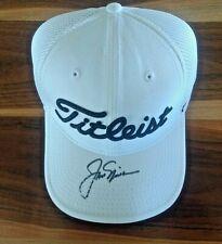 JACK NICKLAUS  Hand Signed/Autograph TITLEIST Golf Hat PSA/DNA