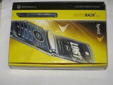 sprint Motorazr 2 V9M Cell Phone Brand New Phone