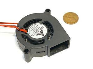 1 Piece 5020 50mm 5cm 24v fan 3d printer Centrifugal Blower computer Gdstime C51