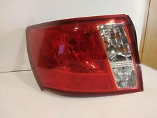 2008-2014 Subaru Impreza Sedan Tail light Assembly left driver side used Oem