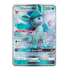 Glaceon GX Holo Sun & Moon Ultra Prism 39/156 (Proxy   Flash Card)