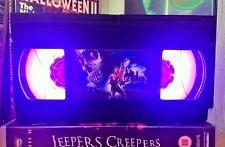Evil Dead Movie, Desk Lamp,Horror  Movie, VHS, Scary, Bed Light, Present, Gift
