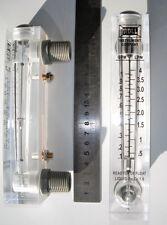 Dessalinisateur débitmètre  eau douce