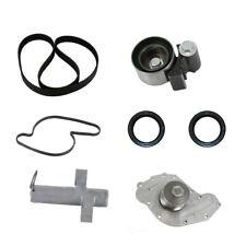 Engine Timing Belt Kit with Water Pump-Water Pump Kit Continental Elite PP295LK3