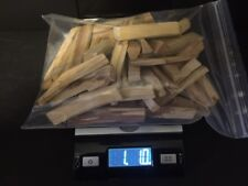 Hand Split PALO SANTO  INCENSE 1 Lb. BAG, HOLY WOOD