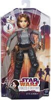 "Star Wars Adventure Set Forces Of Destiny Jyn Erso 11"" Action Figure BNIB #NG"