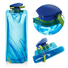 1000ML Water Bottle Carrier Insulated Cover Bag Holder Strap Pouch Outdoor Fold