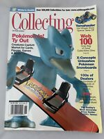 White's Guide to Collecting Figures POKEMON Cover November 1999 No. 59