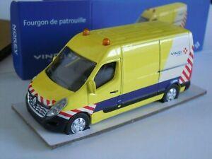 Norev Renault Master Vinci Fourgon 1/64 3 inches style Majorette Hotwheels DDE