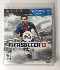 FIFA Soccer 13 (Sony PlayStation 3, 2012)