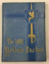 Yearbook Annual 1951 Stephenville High School Texas Yellow Jacket