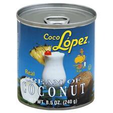 Coco Lopez 8.5oz 72 Cans Pina Colada Flan