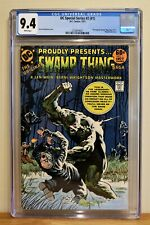 DC SPECIAL SERIES #2  CGC 9.4 - WHITE ** CLASSIC BERNIE WRIGHTSON COVER & ART **