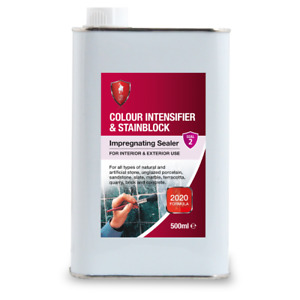 LTP Colour Intensifier and Stain Block Tile and Stone Sealer Enhancer 500ml