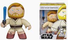Star Wars Mighty Muggs Obi-Wan Kenobi Hasbro Vinyl Figure Bobble Head Toy Mugs