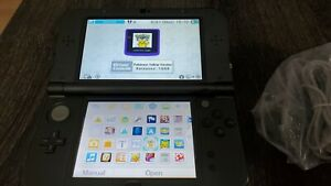 New Nintendo 3DS XL/LL + Charger + Preinstalled Games + Stylus