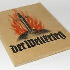 WWI German Cigarette Card Album w/192 photos WW1 France, Poland, Italy, Romania