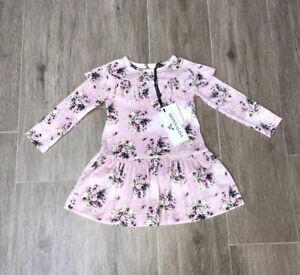 Monnalisa Girls Pink Velour Dress Age 10 yrs  BNWT RRP £148