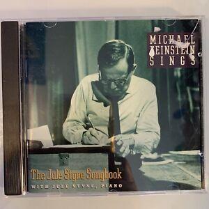 Michael Feinstein Sings The Jule Styne Songbook by Michael Feinstein  CD