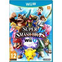 Super Smash Bros Wii U Nintendo - MINT - Same Day Dispatch via Super Fast Deliv