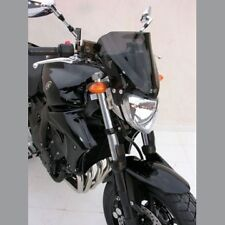 Pare Brise Bulle Saute Vent  ERMAX Yamaha FZ6 S2 2007/2011  ( 26 cm ) Noir Foncé