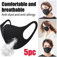 Máscara de purificación de aire 5PC ES