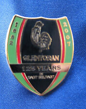 Glentoran fc badge pin