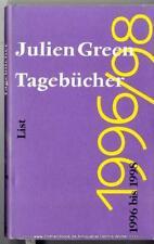 Tagebücher 1996 - 1998 v. Julien Green 3471794255