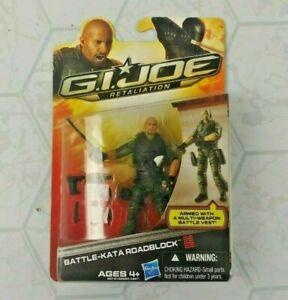 ROADBLOCK Battle Kata Ver 23 — 2013 - GI Joe Retaliation Dwayne The Rock Johnson