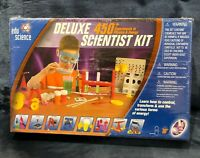 Edu Science Deluxe 450+ Scientist Kit Physics & Energy Brand NEW Sealed